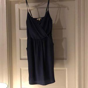 Lush dress grey size small